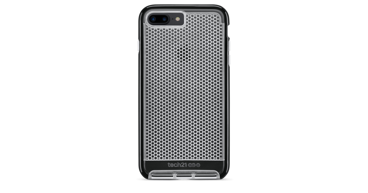 best sneakers d66b6 0c2b1 Tech21 Evo Mesh Case for iPhone 8 Plus/7 Plus Reviews - Apple
