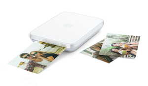 Hard Case for Lifeprint Portable Photo AND Video Printer by Aenllosi for 3x4.5, Grey