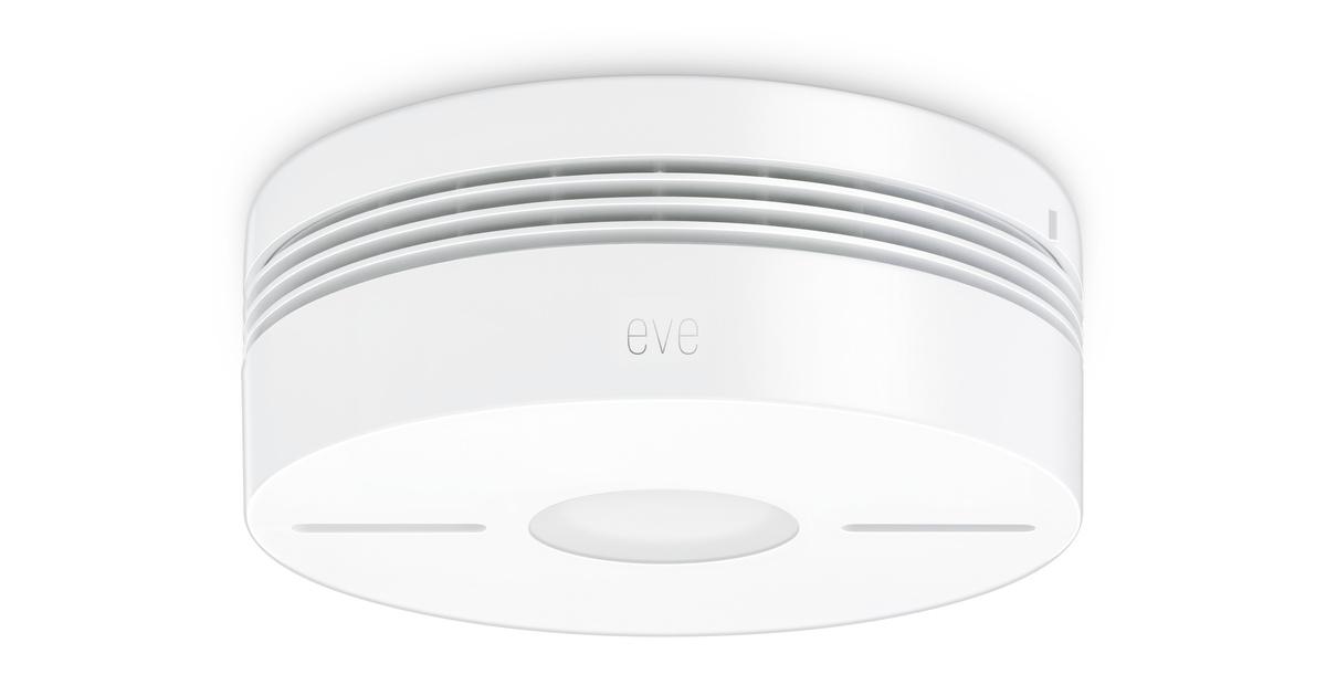 Eve Smoke Connected Smoke Detector