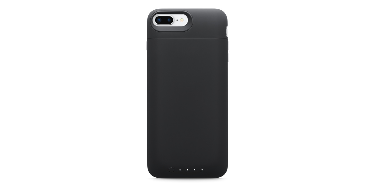 half off c31c4 edb1a mophie juice pack wireless battery case for iPhone 8 Plus/7 Plus