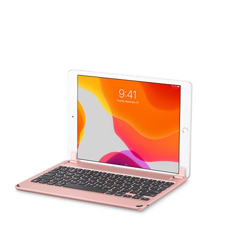 Brydge 10.2 trådløst Bluetooth tastatur for iPad (7. gen.)