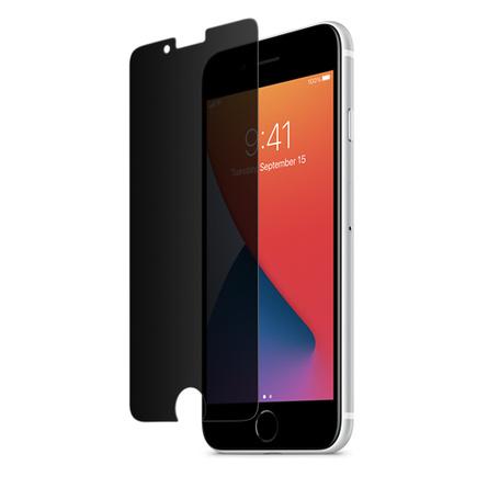 Protecteur d'écran InvisiGlass Ultra Privacy de Belkin pour iPhone 7/8/SE