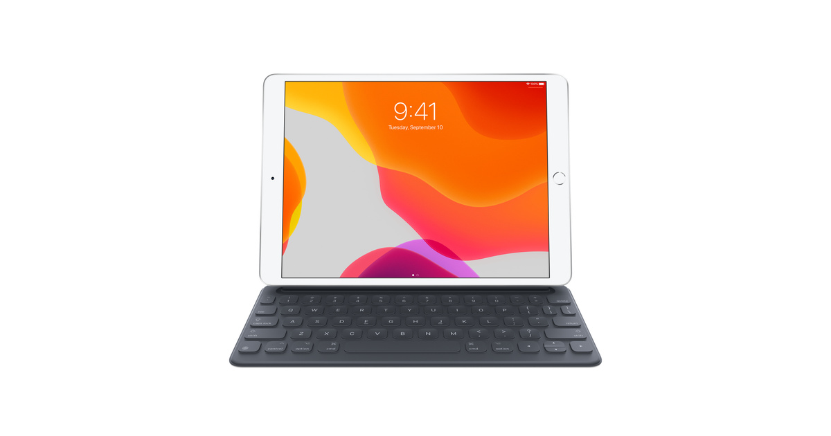"""Buy Smart Keyboard for new 10 2"""" iPad (7th Generation) and iPad Air (3rd  Generation)"""