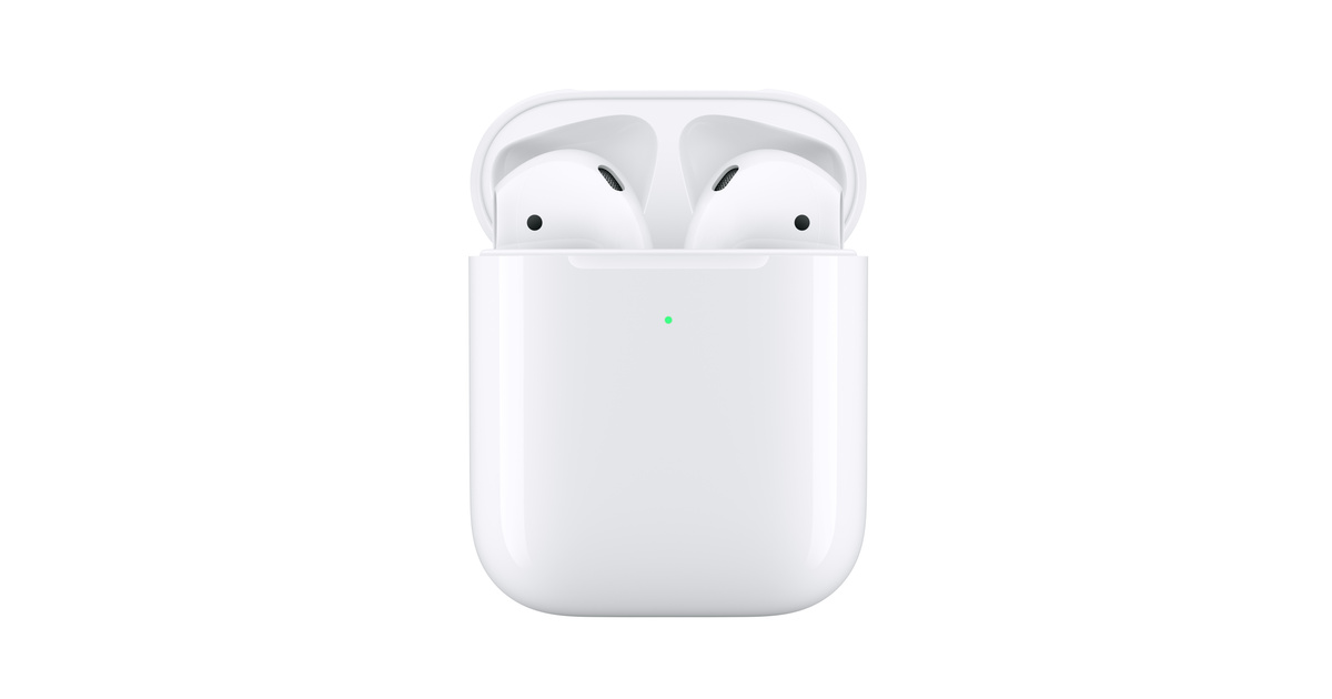 new arrival 9c3a4 6fac3 Buy AirPods with Wireless Charging Case