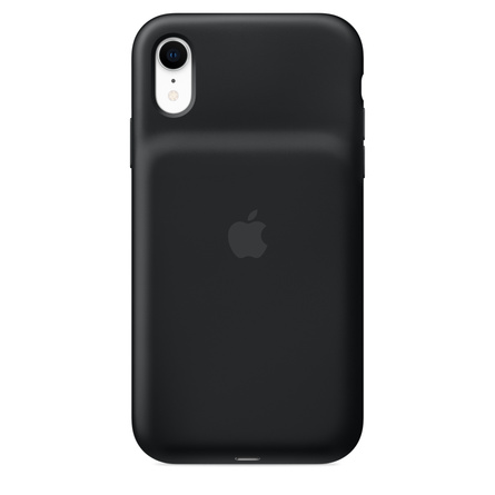 Smart Battery Case per iPhone XR - Nero
