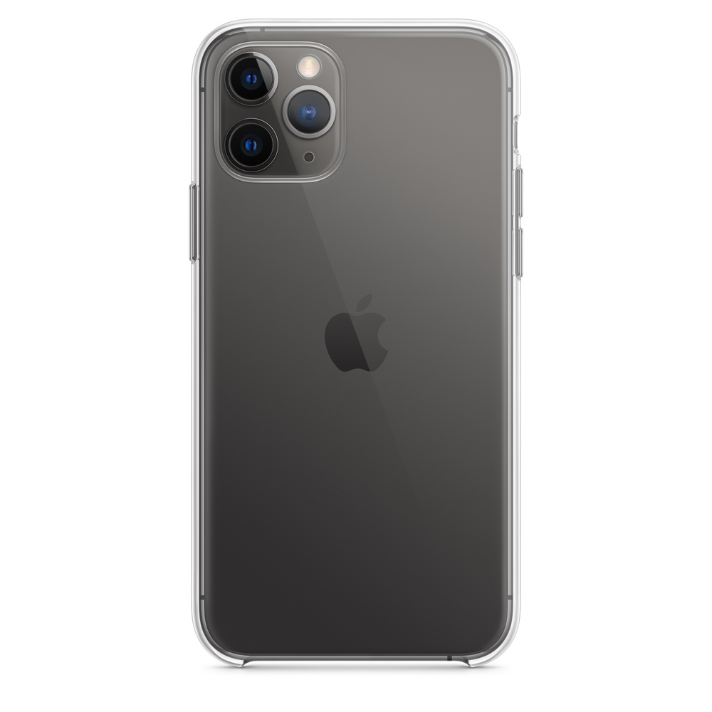 Iphone 11 Pro Case Clear Apple