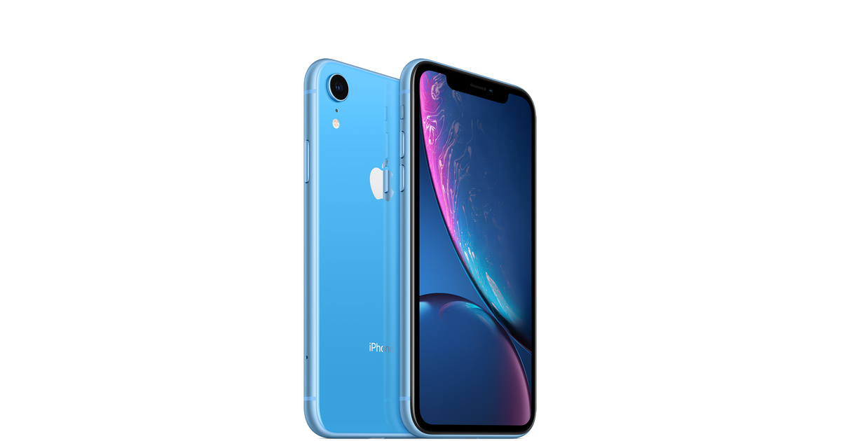 iPhone XR 128GB Blue T-Mobile