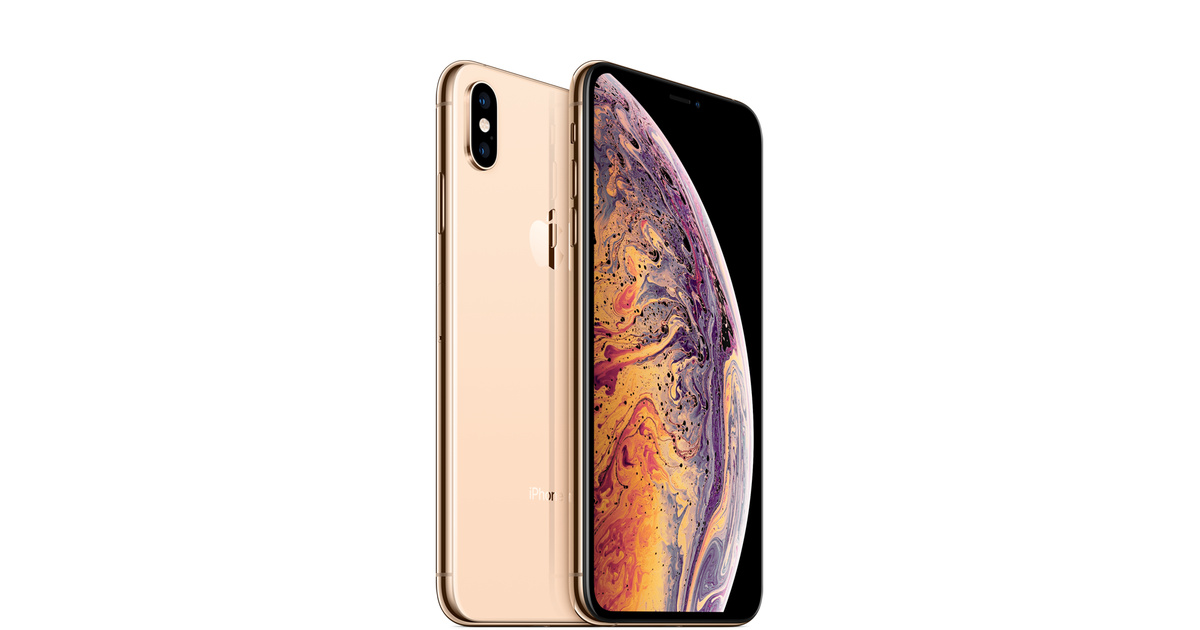 best authentic e4324 658e6 iPhone XS Max 64GB Gold