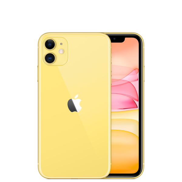 iPhone 11 128GB 黃色 (分期付款) Apple - MWM42TA/A-TW