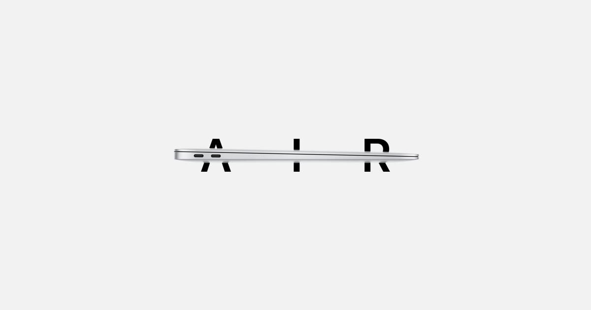 Buy 13-inch MacBook Air